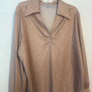 Vintage blouse.